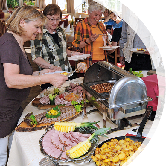 Unsere Buffet-Angebote