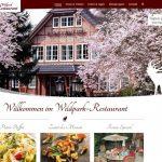 Relaunch Wildpark-Restaurant Hompage