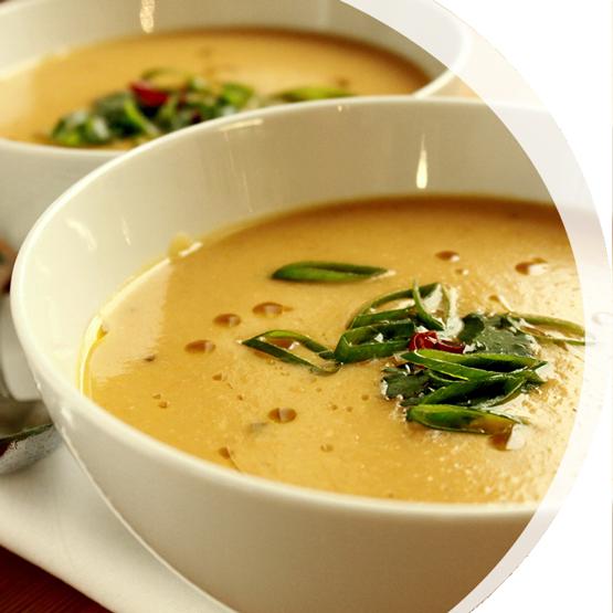 Hausgemachte Suppen & Vorspeisen