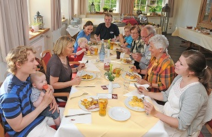 Familien-Buffet Wildpark-Restaurant