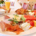 Frühstück im Wildpark-Restaurant