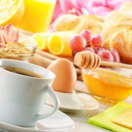 Verwöhn-Frühstück zu Ostern